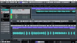 Steinberg Cubase для Windows XP